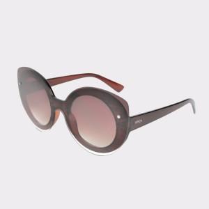 Ochelari de soare EPICA maro, 2220, din PVC