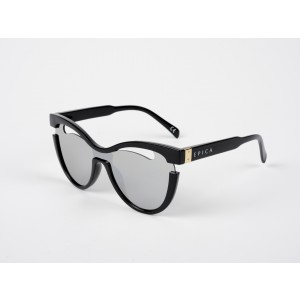 Ochelari de soare EPICA negri, 1806008, din PVC