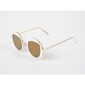 Ochelari de soare EPICA aurii, 1706002, din PVC