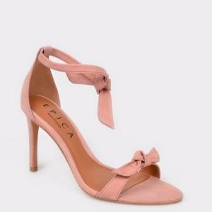 Sandale EPICA roz, 2642251, din nabuc