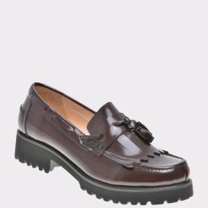 Pantofi Flavia Passini Visinii, En8700, Din Piele Naturala
