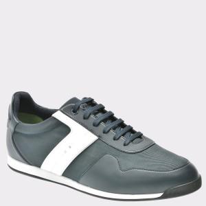 Pantofi Sport Hugo Boss Bleumarin, 5566, Din Material Textil