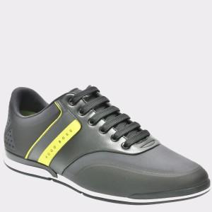 Pantofi sport HUGO BOSS gri, 5582, din material textil