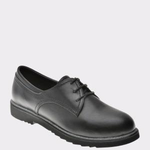 Pantofi Flavia Passini Negri, 3295805, Din Piele Naturala