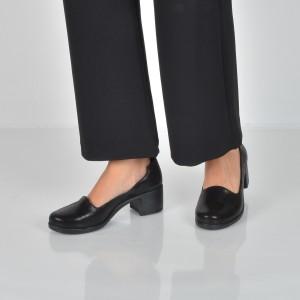 Pantofi FLAVIA PASSINI gri, 31468, din piele naturala