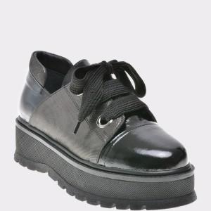 Pantofi FLAVIA PASSINI gri, 212678, din piele naturala