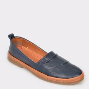 Pantofi FLAVIA PASSINI bleumarin, 551772, din piele naturala