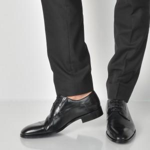 Pantofi Le Colonel Negri, 48409, Din Piele Naturala