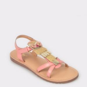 Sandale pentru copii SELECTION KIDS roz, 11155, din piele ecologica