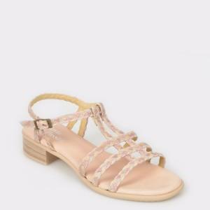 Sandale FLAVIA PASSINI bej, 4978, din piele naturala