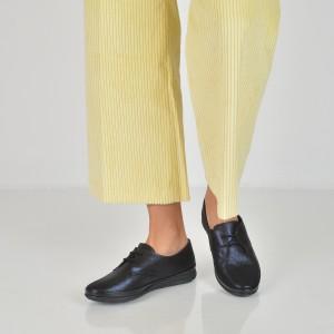 Pantofi FLAVIA PASSINI bleumarin, 15101, din piele naturala